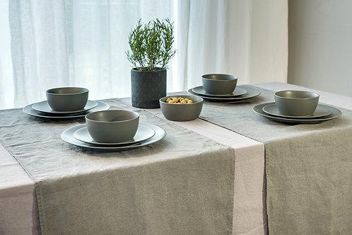 Leinen Tischläufer MA (Modern Art) Sale