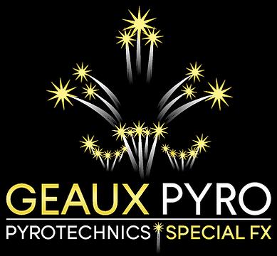 Geaux Pyro Fireworks