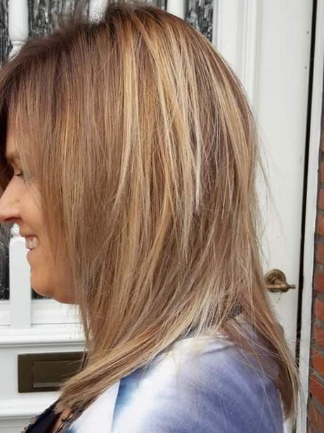 Greetjes Haircreation Model 21