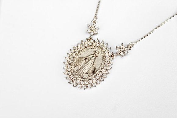 Medalha de Nossa Senhora  JOYARD
