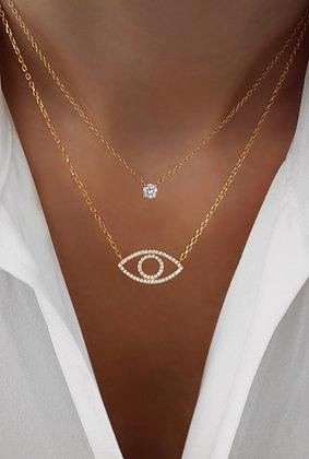Colar Diamond Eye JOYARD