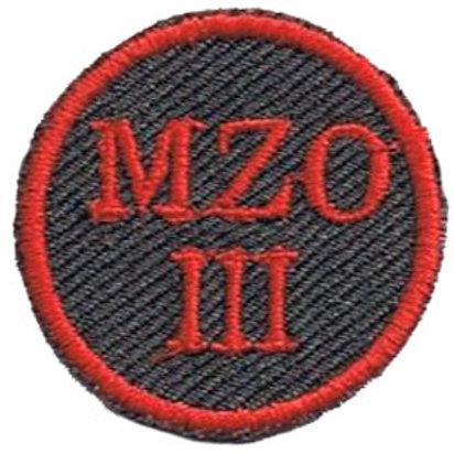 Sprawność harcerska - MZO III