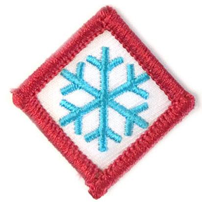 Guziczek skrzatowy - Śnieżynka