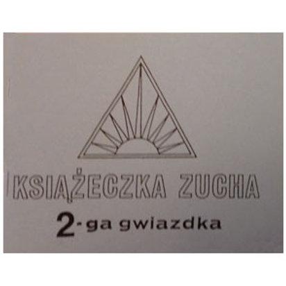 Książeczka zucha - 2ga gwiazdka