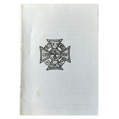 Książeczka Służbowa