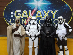 The Galaxy Connection Visitors