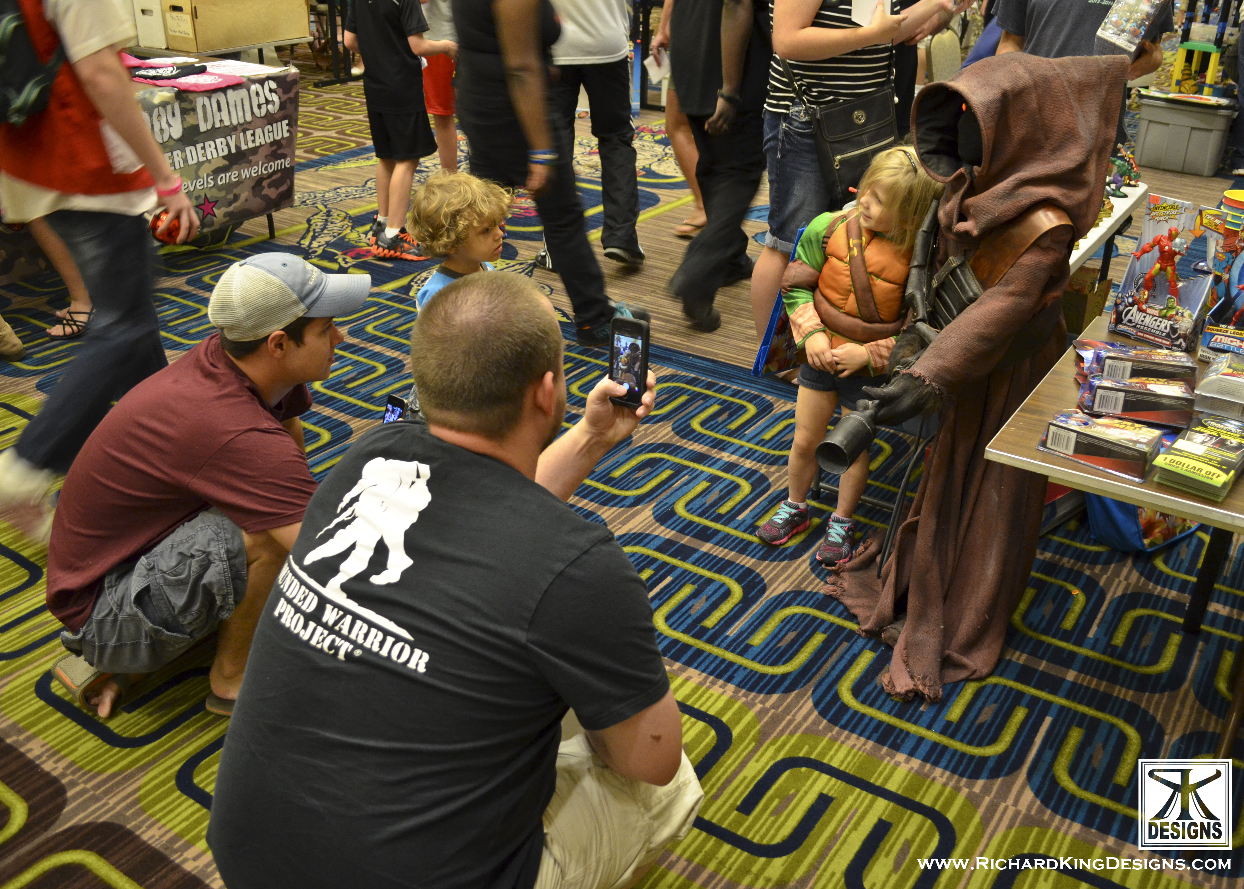 2014 Ark-La-Tex Comic Con