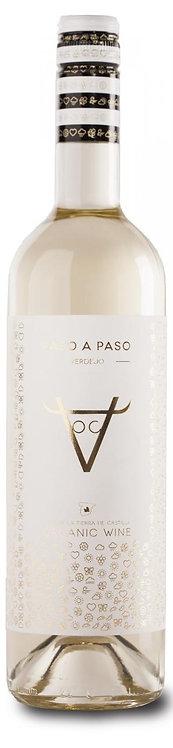 Volver Paso A Paso Organic Verdejo 2019, Spain