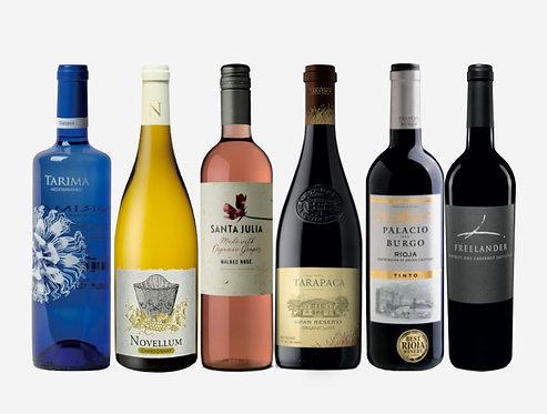 Seasonal Wine Flight | Summer
