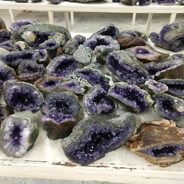 Uruguayan Amethyst Geode