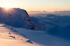 Skitouring Guide Riksgränen