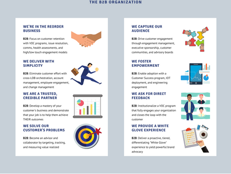 How Well Do Consumer Expectations Relate to B2B Buyers and Sellers?