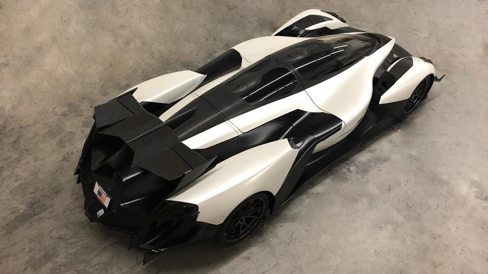 Isometric Overhead Black and White