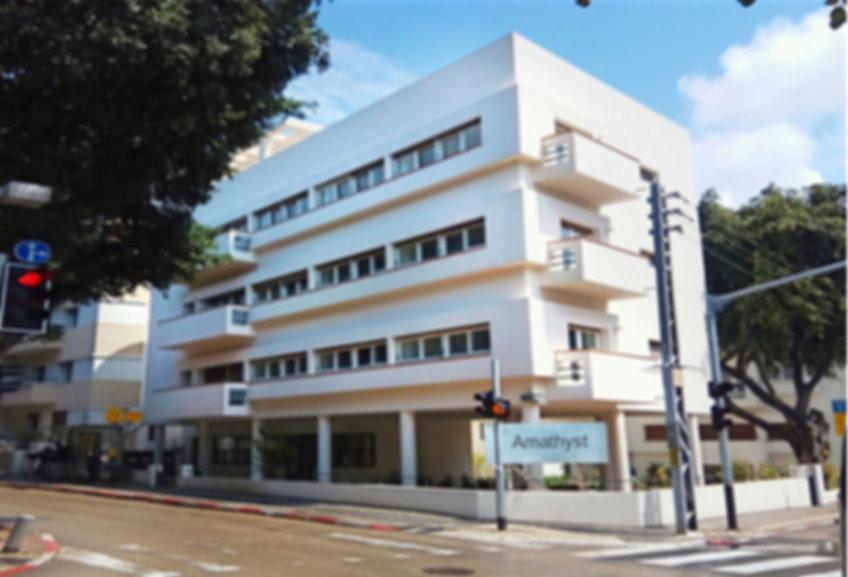 בית אנגל, רוטשילד 84, תל אביב