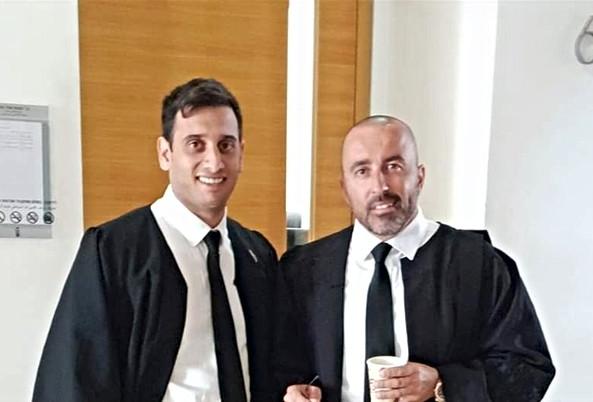 שי לוי וצחי מצרי - עורכי דין פלילי