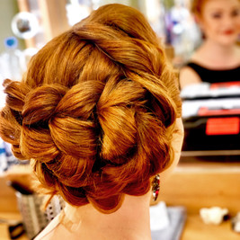 Hair for days. Design by Anna Kemmerling.