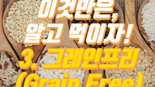 알파벳과 펫츄가 함께하는 반려동물 영양학 시리즈 - 3. 그레인 프리
