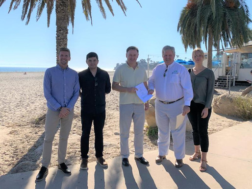 Azelio Signs MoU for 120 Mwe of Installations in California