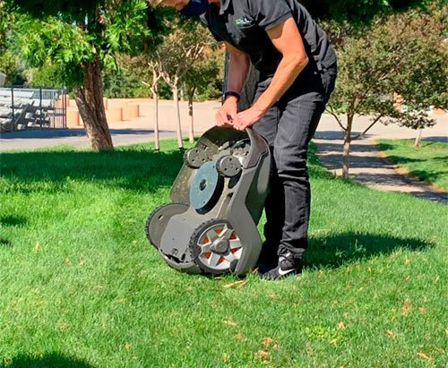 RLCS Provides Green Lawn Mowing Solutions to California