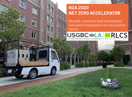 RLCS Has Been Selected for the Net Zero Accelerator in Los Angeles