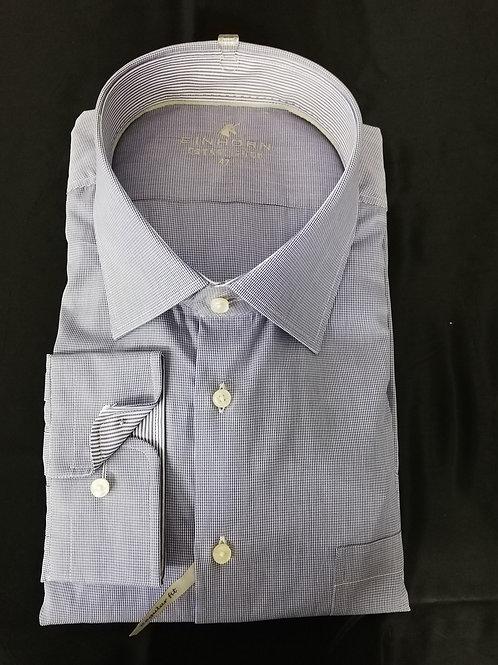 EINHORN Hemd regular Fit blau Langarm 3XL