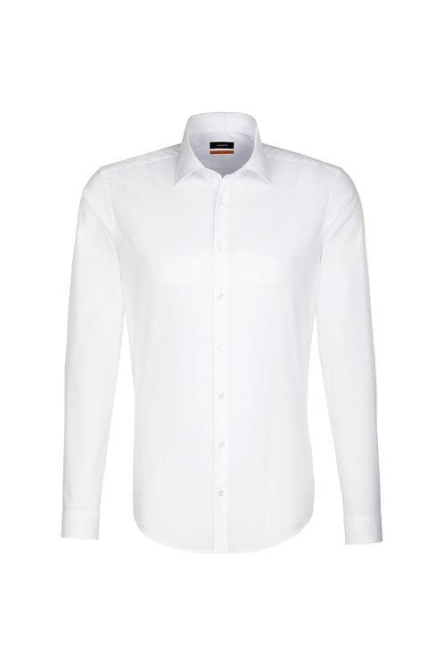 Seidensticker - Hemd weiß slim NOS