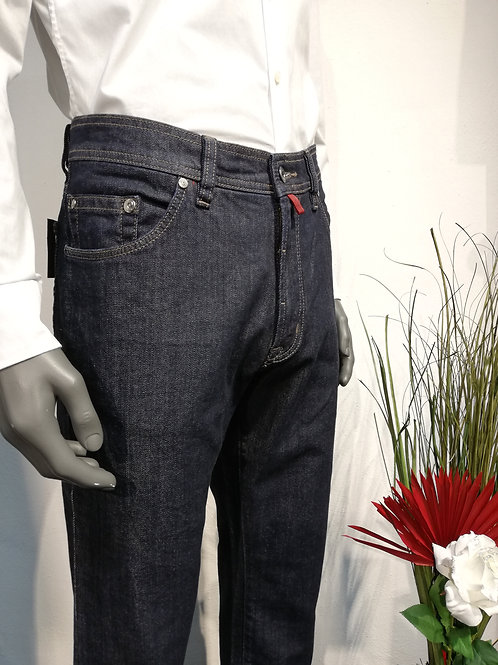 """PIERRE CARDIN Jeans 5-Pocket """"Deauville"""" blau"""