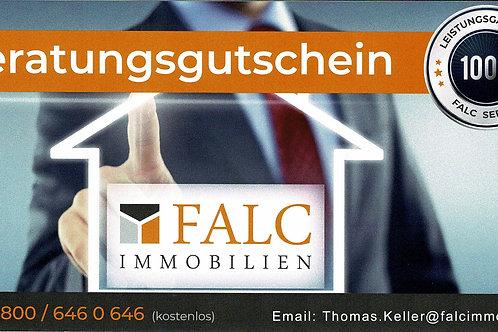 Thomas Keller, FALC Immobilien, Gutschein