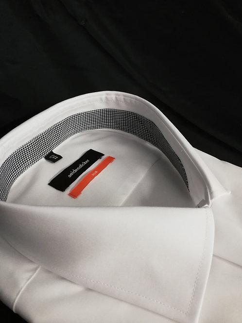 Seidensticker Hemd slim weiß P12
