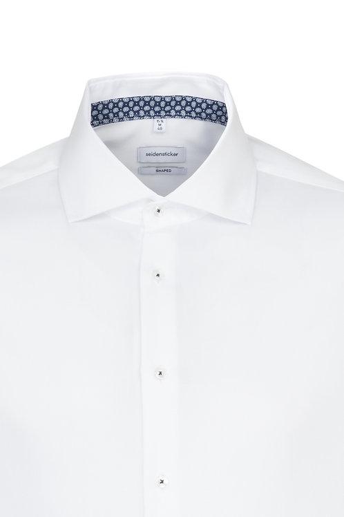 Seidensticker - Hemd shaped Fit weiß P2