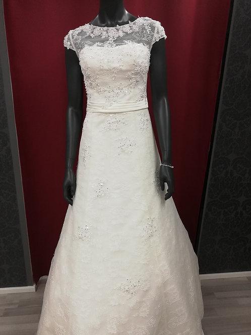 Brautkleid 36 IME-5238 ivory