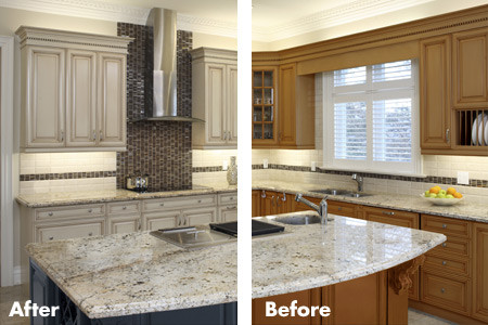 7 Key Benefits of N-Hance Kitchen Cabinet Refinishing Services