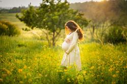צילומי הריון באביב