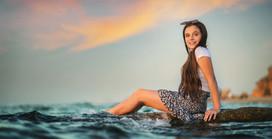 בוק בת מצווה בים- דוגמאות