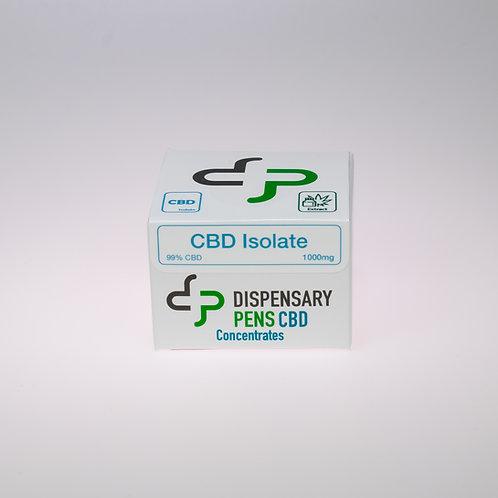 99% CBD Isolate - 1000mg