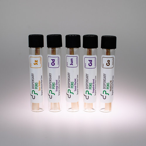 New Terpene Infused Cone 5-Pack