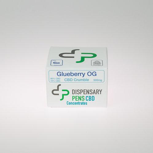 Wholesale Glueberry OG CBD Crumble 500mg