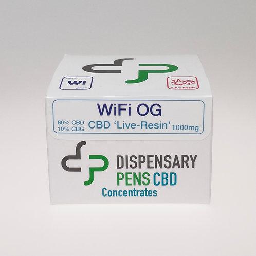 Wholesale Live Resin Wifi OG  - 500mg