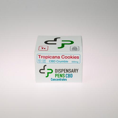 Tropicana Cookies CBD Crumble 500mg