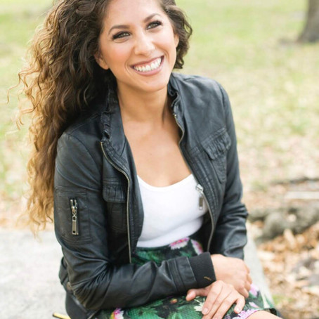 This Woman Is The Light: October Mega-Manifestor Justina Schiccatano