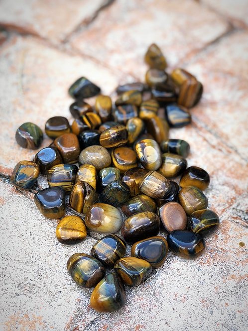 Tiger Eye Crystal