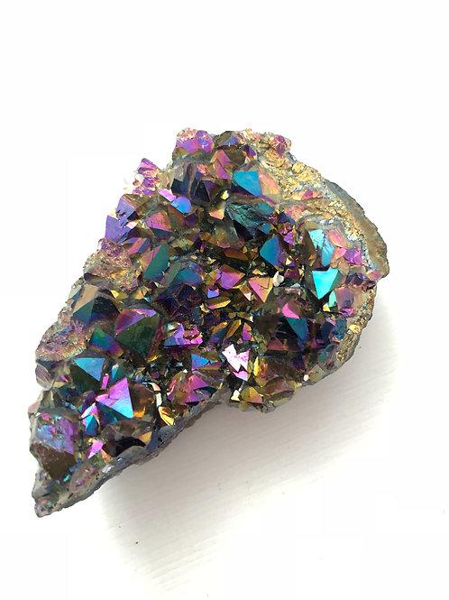 Titanium Amethyst