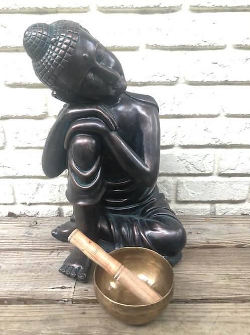 Lounging Large Buddha (approx 2ft)