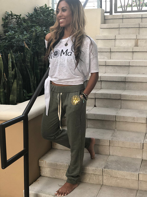 LaLa x MoMa Sweat Pants