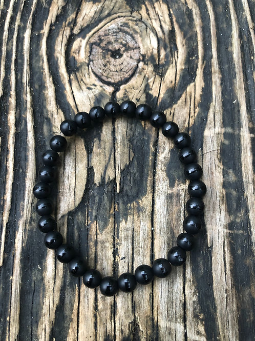 Matte Striped Black Onyx (Unisex)
