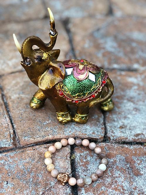 Moonstone Buddha