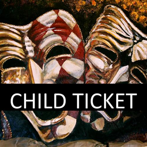 Child Ticket (under 13)