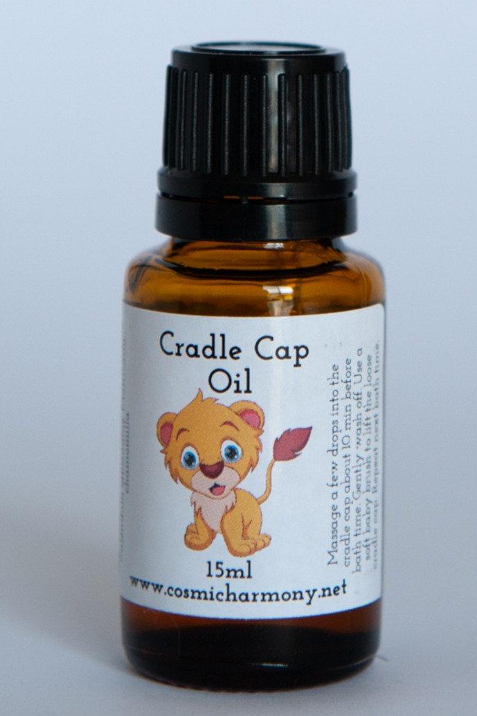 Cradle Cap Oil