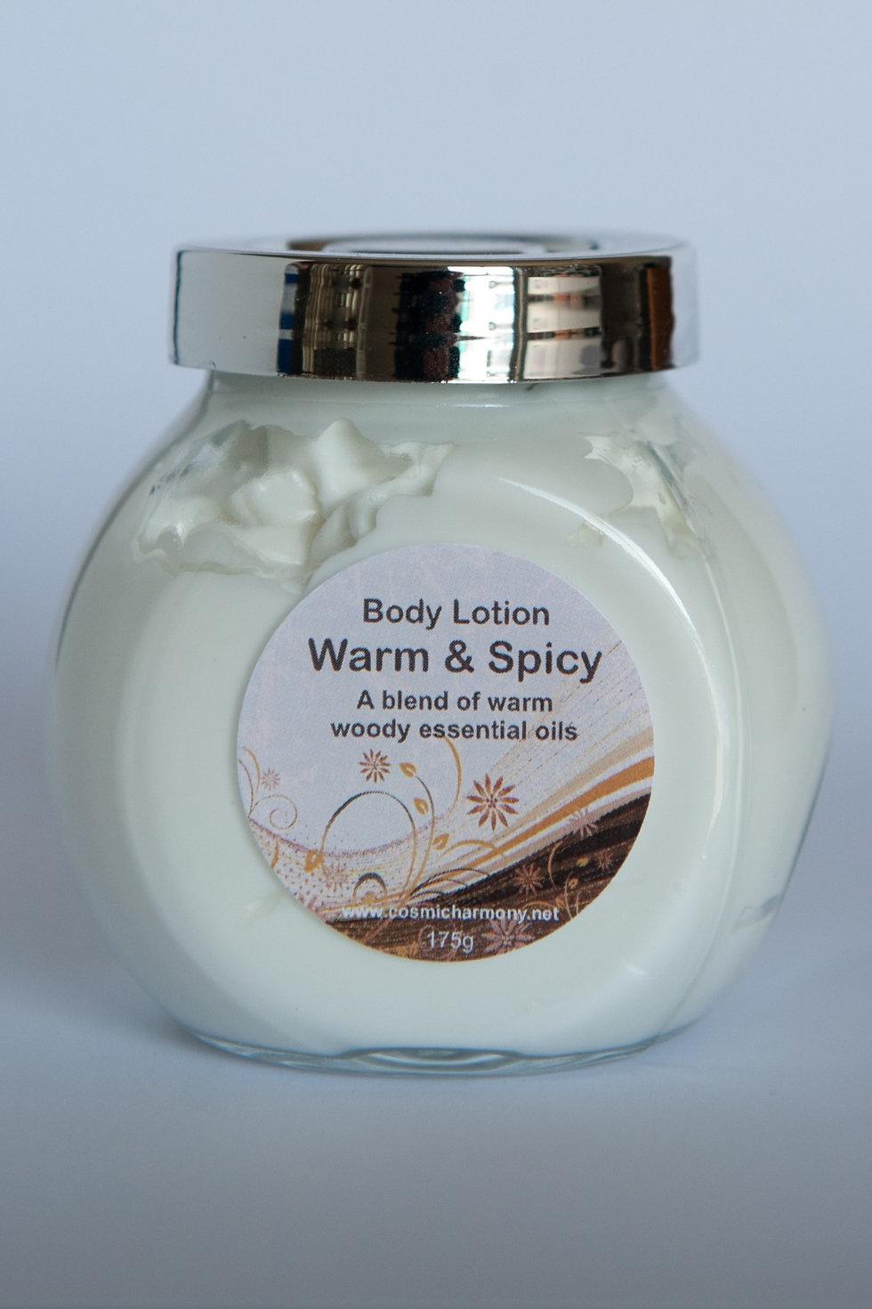 Warm & Spicy Cream