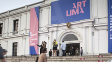 GALERIA NAC EN ART LIMA 2017
